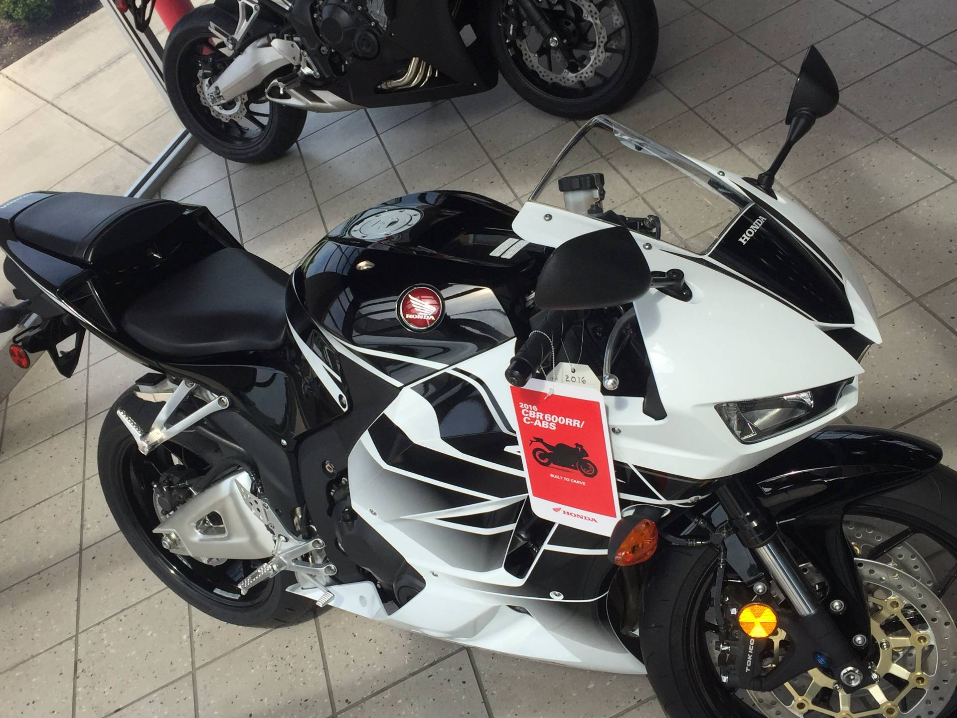 New 2016 Honda CBR600RR Motorcycles in Troy OH