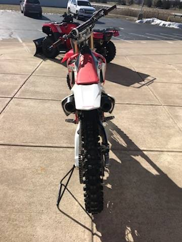 2015 Honda CRF®250R in Troy, Ohio