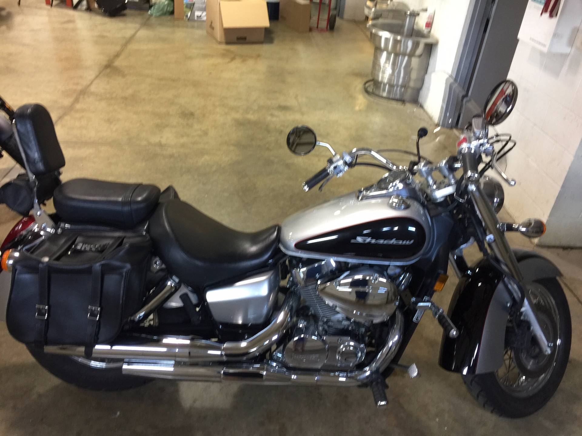 2008 Honda Shadow Aero® in Troy, Ohio