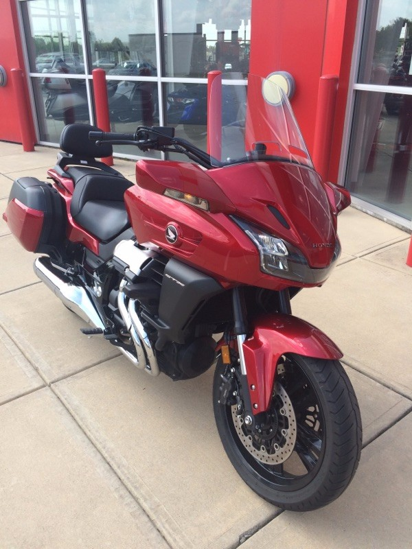 2014 Honda CTX®1300 Deluxe in Troy, Ohio
