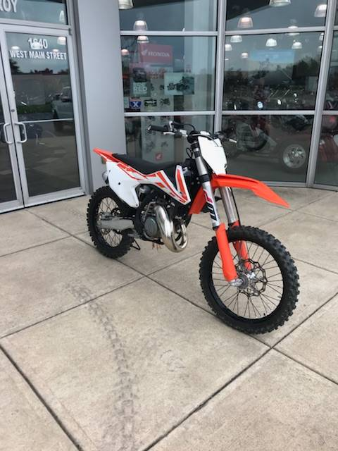 2017 KTM 150 SX in Troy, Ohio