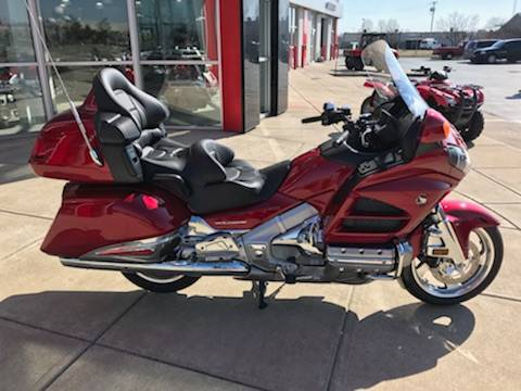 2016 Honda Gold Wing Audio Comfort in Troy, Ohio