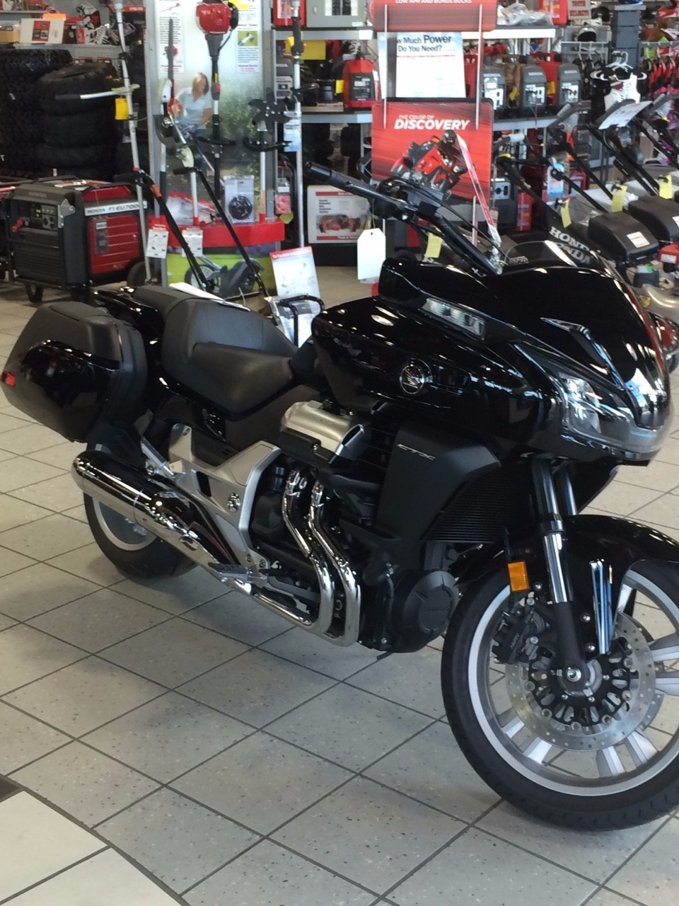 2014 Honda CTX®1300 in Troy, Ohio