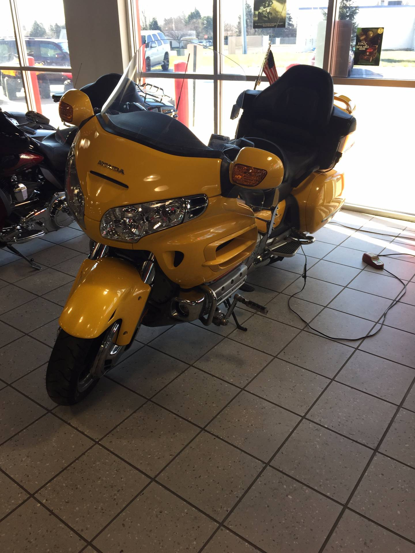 2001 Honda Gold Wing in Troy, Ohio