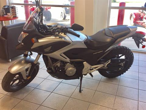 2013 Honda NC700X in Troy, Ohio
