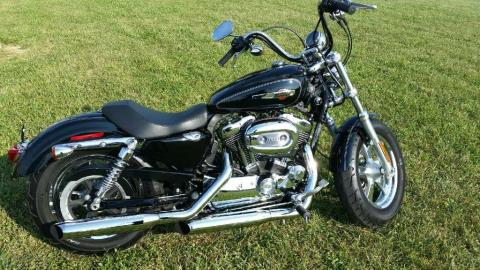 2012 Harley-Davidson Sportster® 1200 Custom in Troy, Ohio