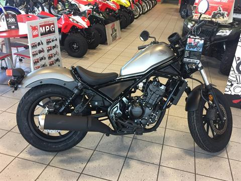 2017 Honda Rebel 300 in Troy, Ohio