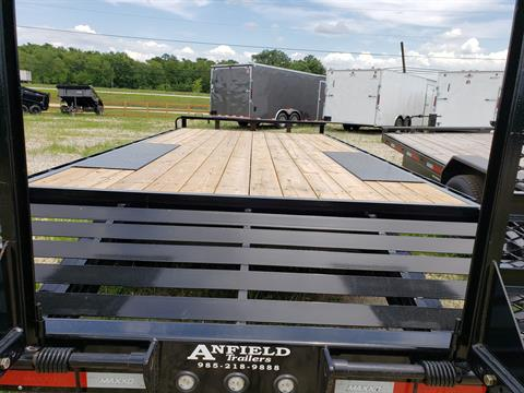 "2019 MaxxD Trailers 20' X 102"" - 14K I-Beam Deckover in Pearl River, Louisiana - Photo 5"