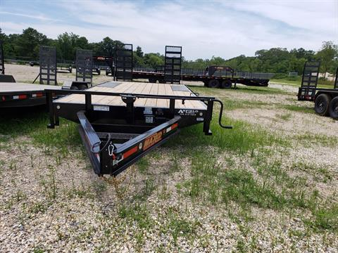 "2019 MaxxD Trailers 20' X 102"" - 14K I-Beam Deckover in Pearl River, Louisiana - Photo 6"