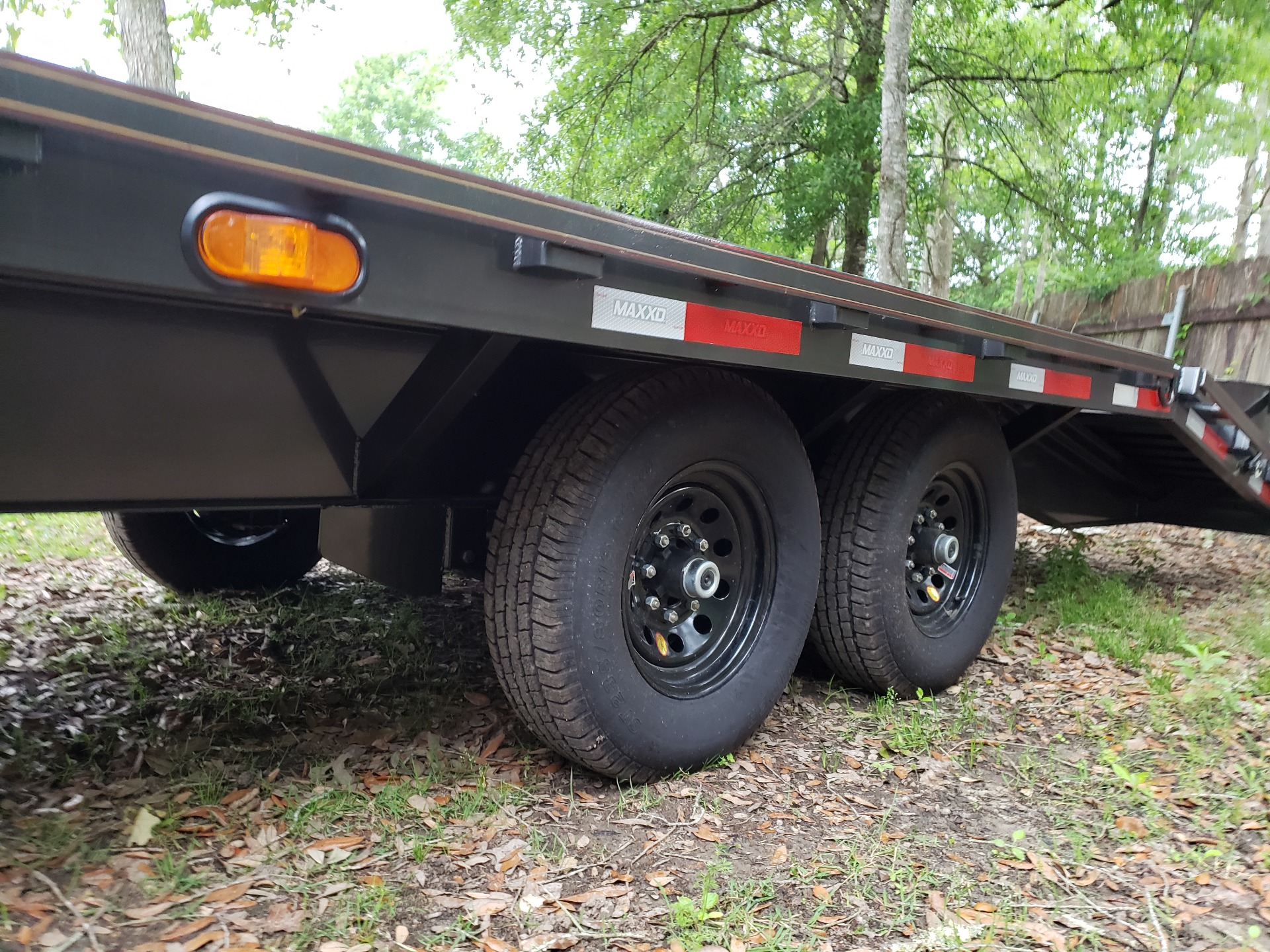 2019 MaxxD Trailers 25 X 102 MAXXD GSX Gooseneck Flatbed in Pearl River, Louisiana - Photo 4