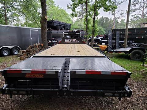 2019 MaxxD Trailers 25 X 102 MAXXD GSX Gooseneck Flatbed in Pearl River, Louisiana - Photo 5