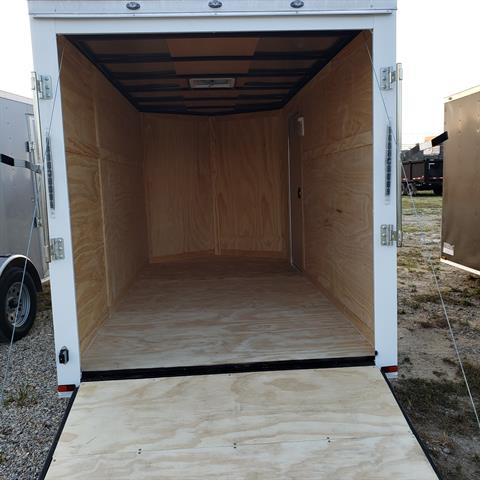 2020 Spartan Trailers 6 X 12 ENCLOSED TRAILER in Pearl River, Louisiana - Photo 2
