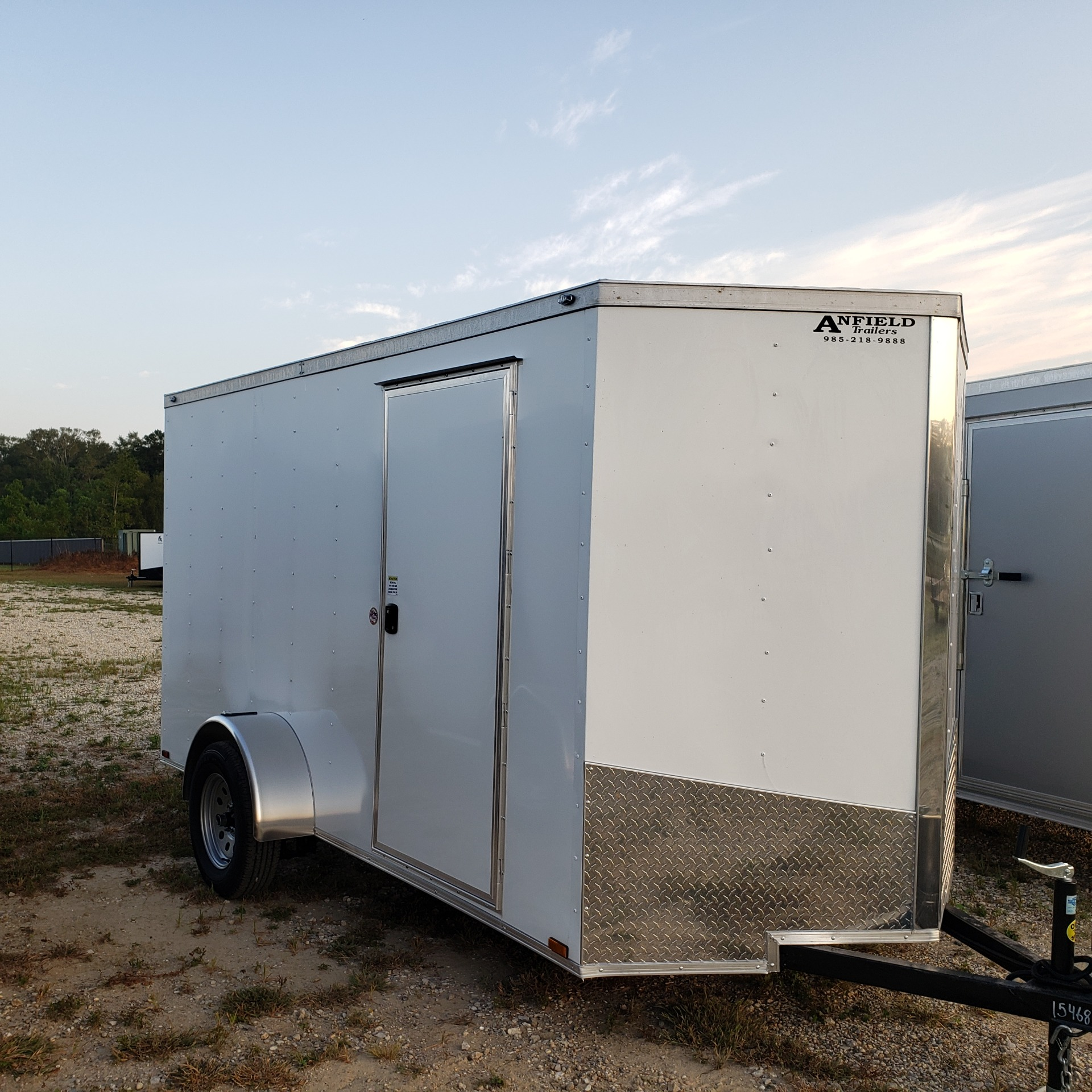 2020 Spartan Trailers 6 X 12 ENCLOSED TRAILER in Pearl River, Louisiana - Photo 1