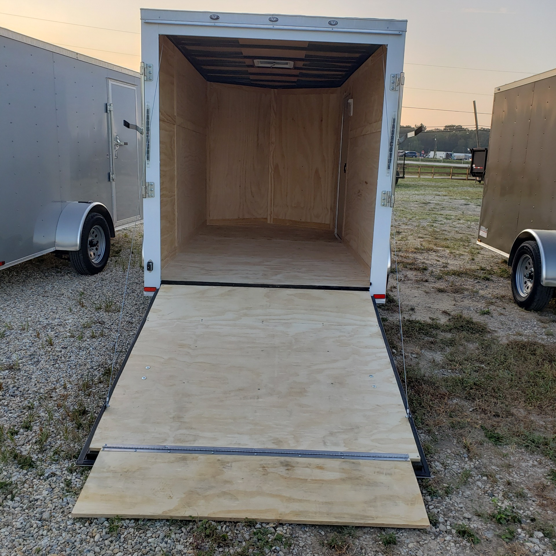 2020 Spartan Trailers 6 X 12 ENCLOSED TRAILER in Pearl River, Louisiana - Photo 5