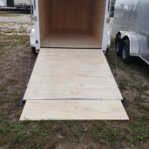 2020 Spartan Trailers SPARTAN 6 X 12 TANDEM AXLE in Pearl River, Louisiana - Photo 2