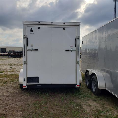 2020 Spartan Trailers SPARTAN 6 X 12 TANDEM AXLE in Pearl River, Louisiana - Photo 4
