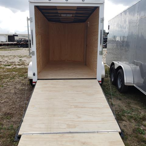 2020 Spartan Trailers SPARTAN 6 X 12 TANDEM AXLE in Pearl River, Louisiana - Photo 5