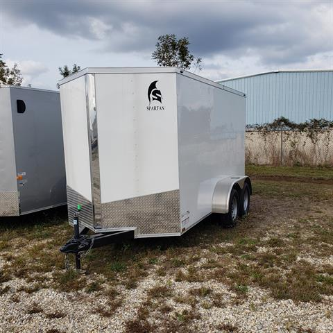 2020 Spartan Trailers SPARTAN 6 X 12 TANDEM AXLE in Pearl River, Louisiana - Photo 1
