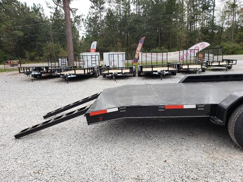 "2019 Buck Dandy 24 x 83 Gooseneck 7BCH 8"" Channel in Pearl River, Louisiana - Photo 3"