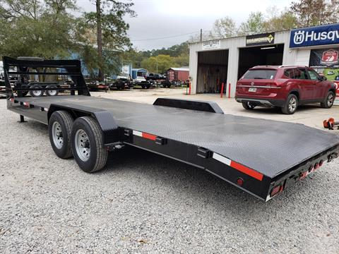 "2019 Buck Dandy 24 x 83 Gooseneck 7BCH 8"" Channel in Pearl River, Louisiana - Photo 2"