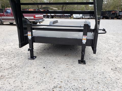 "2019 Buck Dandy 24 x 83 Gooseneck 7BCH 8"" Channel in Pearl River, Louisiana - Photo 4"