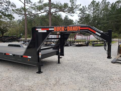 "2019 Buck Dandy 24 x 83 Gooseneck 7BCH 8"" Channel in Pearl River, Louisiana - Photo 10"