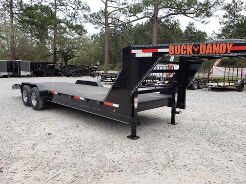 "2019 Buck Dandy 24 x 83 Gooseneck 7BCH 8"" Channel in Pearl River, Louisiana - Photo 1"