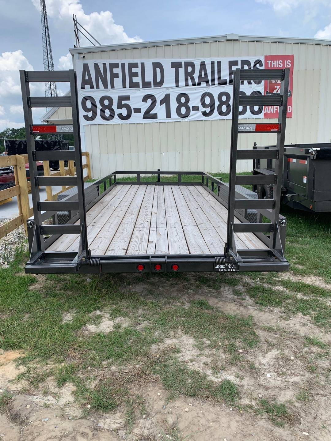 2019 MaxxD Trailers 18 X 83 MAXXD U5X UTILITY in Pearl River, Louisiana - Photo 4