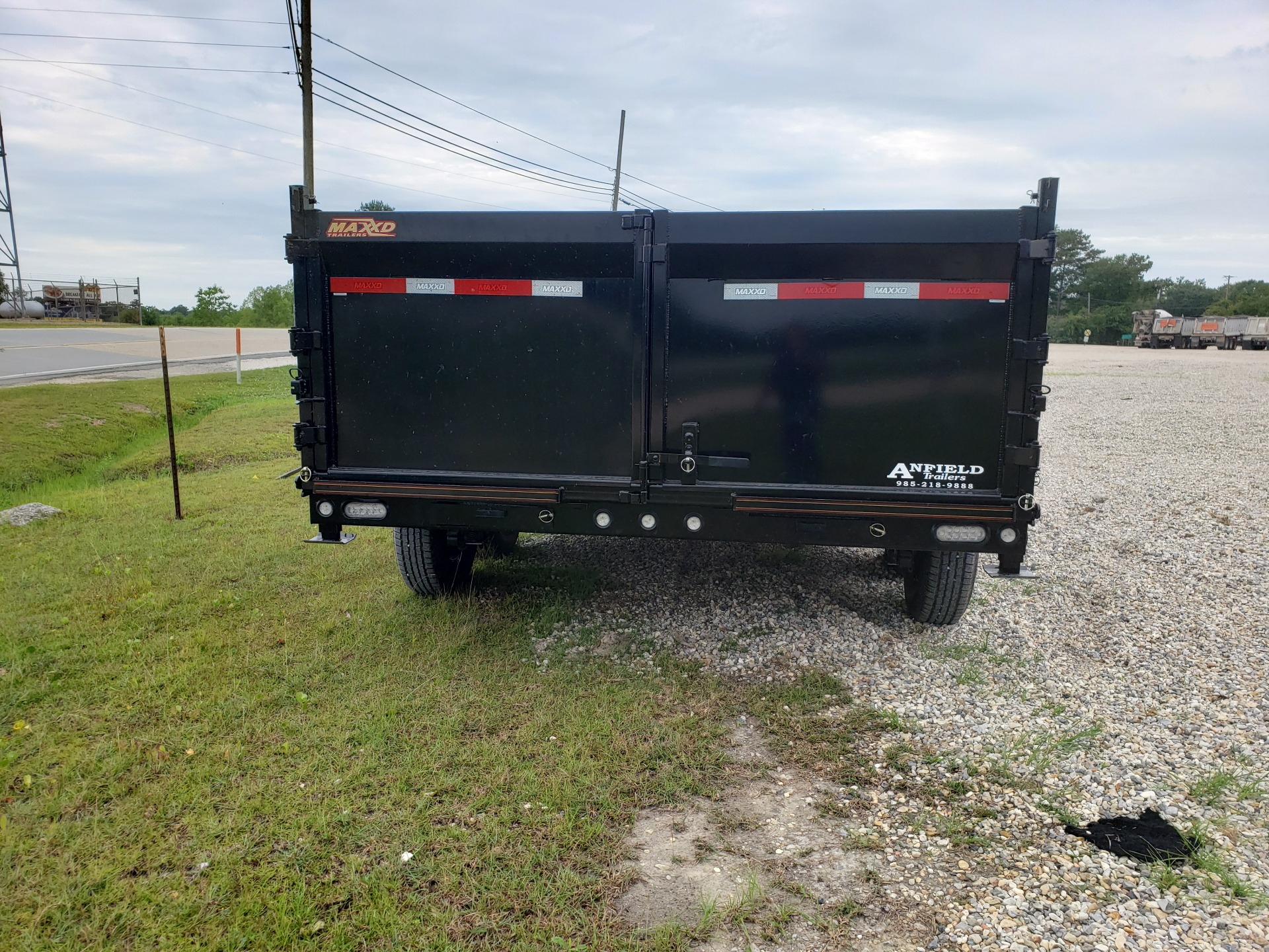 "2019 MaxxD Trailers 14' X 83"" - MAXXD 83"" HD DUMP in Pearl River, Louisiana - Photo 2"