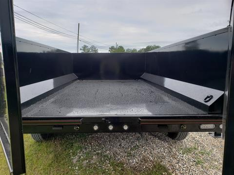 "2019 MaxxD Trailers 14' X 83"" - MAXXD 83"" HD DUMP in Pearl River, Louisiana - Photo 5"