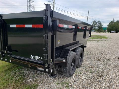 "2019 MaxxD Trailers 14' X 83"" - MAXXD 83"" HD DUMP in Pearl River, Louisiana - Photo 6"