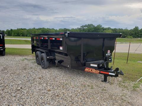 "2019 MaxxD Trailers 14' X 83"" - MAXXD 83"" HD DUMP in Pearl River, Louisiana - Photo 1"