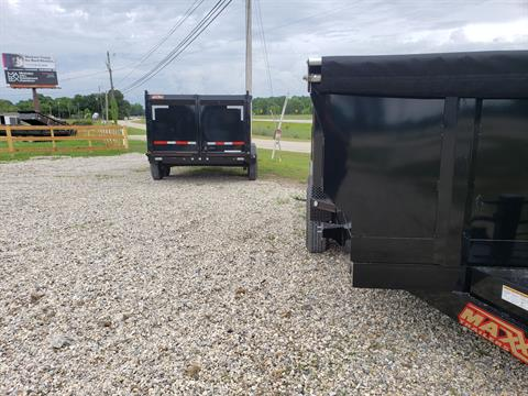 "2019 MaxxD Trailers 14' X 83"" - MAXXD 83"" HD DUMP in Pearl River, Louisiana - Photo 7"