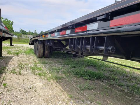 2019 MaxxD Trailers 102 x 40 Maxxd Flatbed Tandem Dual 26K in Pearl River, Louisiana - Photo 6