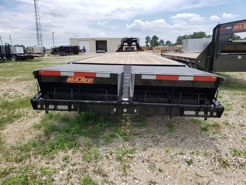 2019 MaxxD Trailers 102 x 40 Maxxd Flatbed Tandem Dual 26K in Pearl River, Louisiana - Photo 8