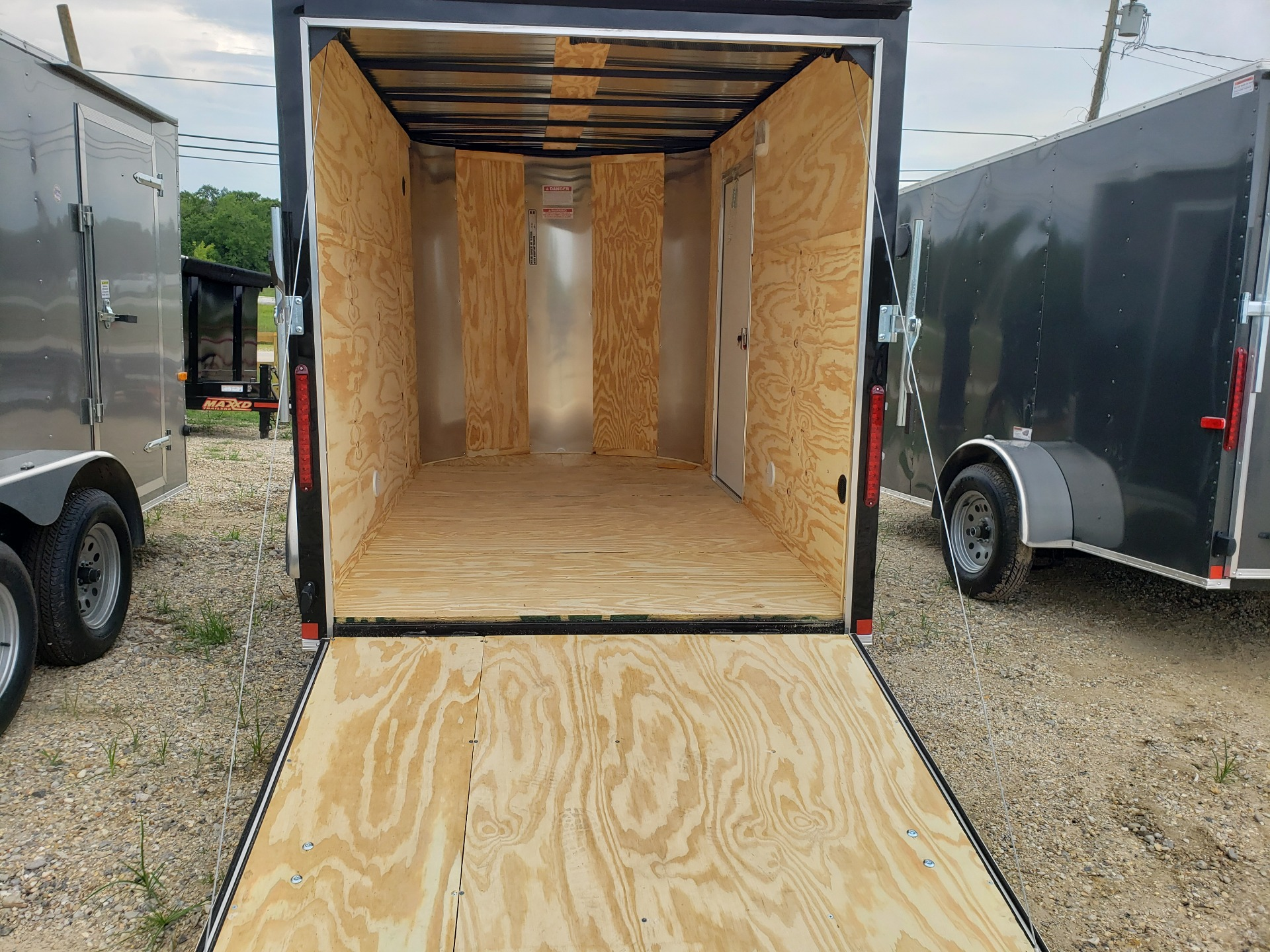 2019 Cargo Craft Trailers 6 X 12 ELITE VECTOR in Pearl River, Louisiana - Photo 3