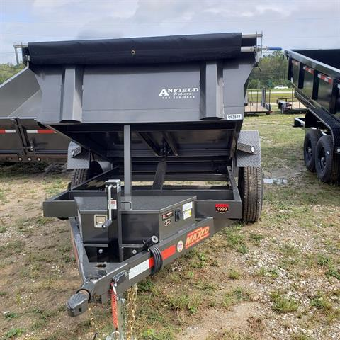 "2020 MaxxD Trailers 8' X 60"" -MAXXD 60"" DUMP in Pearl River, Louisiana - Photo 1"