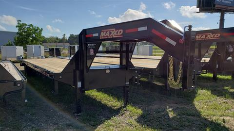 "2019 MaxxD Trailers 40' X 102"" -Tandem Dual Flatbed in Pearl River, Louisiana - Photo 1"