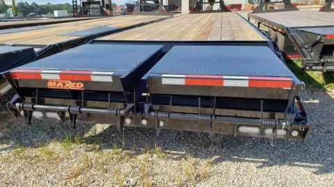 "2019 MaxxD Trailers 40' X 102"" -Tandem Dual Flatbed in Pearl River, Louisiana - Photo 4"