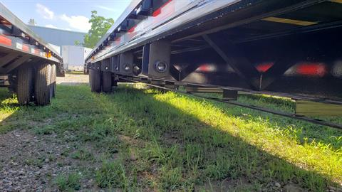 "2019 MaxxD Trailers 40' X 102"" -Tandem Dual Flatbed in Pearl River, Louisiana - Photo 5"