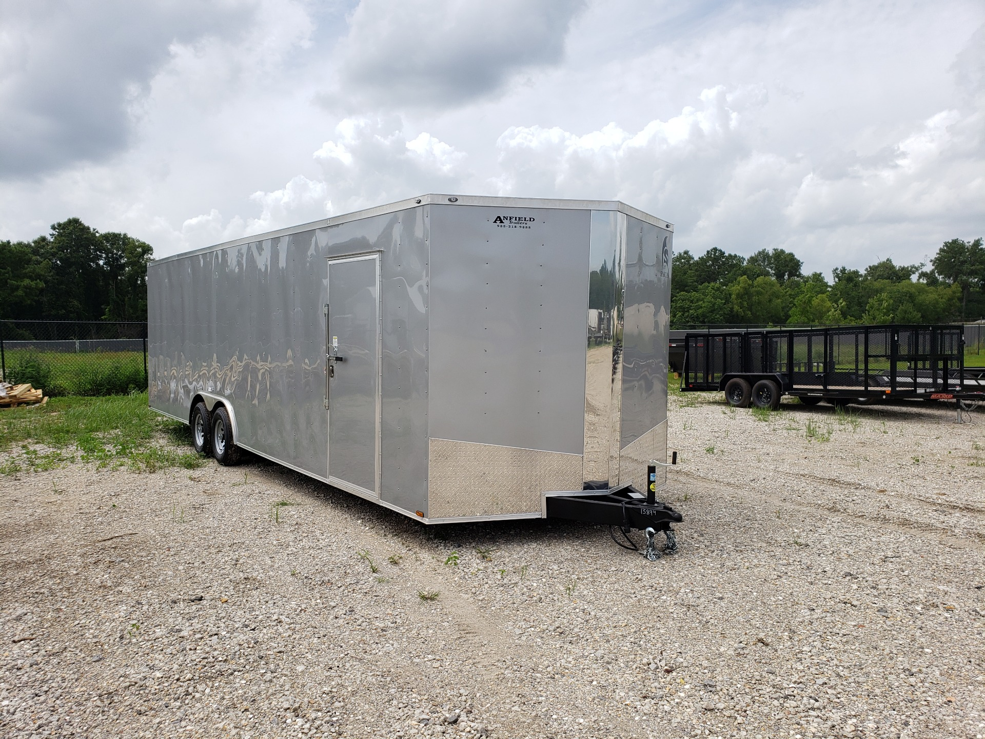 2019 Spartan Trailers 8.5 X 28 SPARTAN in Pearl River, Louisiana - Photo 1