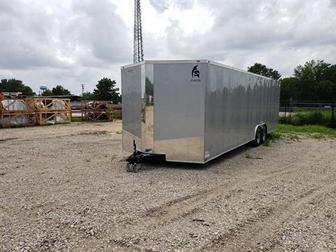 2019 Spartan Trailers 8.5 X 28 SPARTAN in Pearl River, Louisiana - Photo 2
