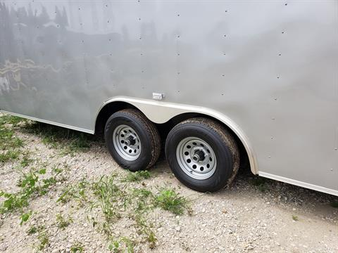 2019 Spartan Trailers 8.5 X 28 SPARTAN in Pearl River, Louisiana - Photo 3