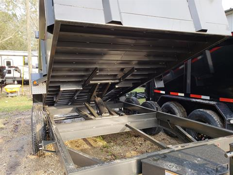 2019 MaxxD Trailers 14 x 83 HD Dump in Pearl River, Louisiana - Photo 2