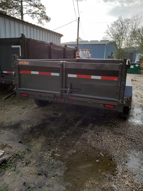 2019 MaxxD Trailers 14 x 83 HD Dump in Pearl River, Louisiana - Photo 4