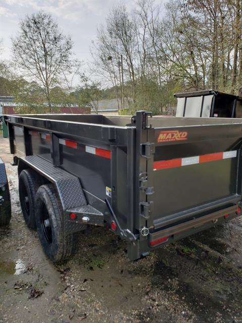 2019 MaxxD Trailers 14 x 83 HD Dump in Pearl River, Louisiana - Photo 6