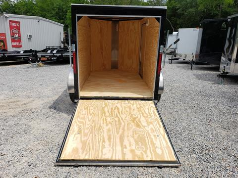 2019 Cargo Craft Trailers 5 X 10 RANGER V in Pearl River, Louisiana - Photo 2