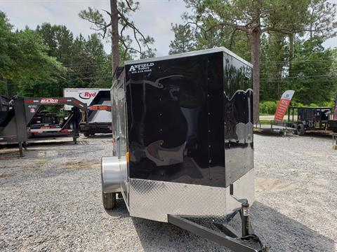 2019 Cargo Craft Trailers 5 X 10 RANGER V in Pearl River, Louisiana - Photo 4