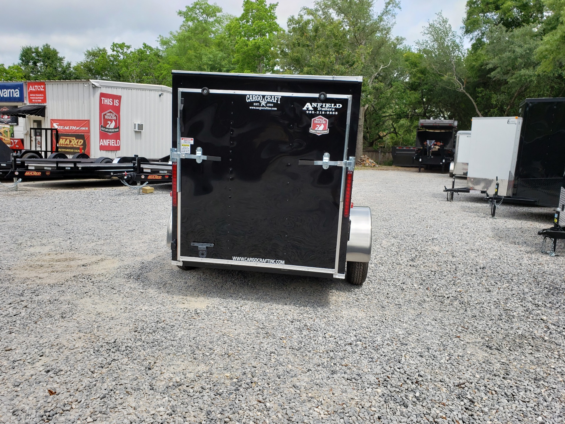 2019 Cargo Craft Trailers 5 X 10 RANGER V in Pearl River, Louisiana - Photo 5