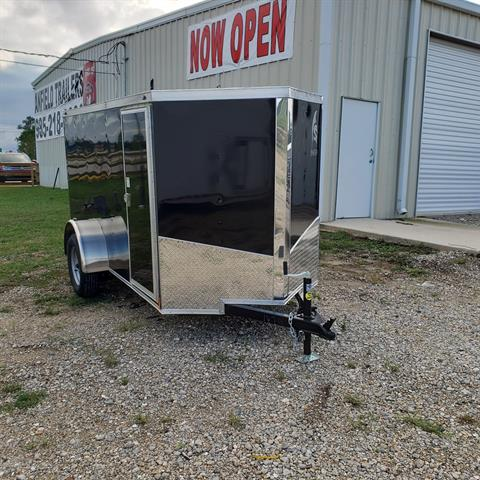 2020 Spartan Trailers 5 X 10 SPARTAN ENCLOSED TRAILER in Pearl River, Louisiana - Photo 6